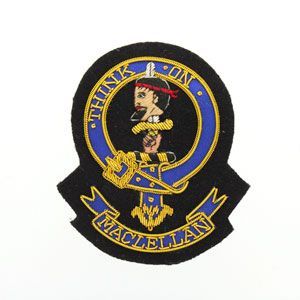 House of Tartan: Crests, Badges & Plaques