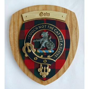 Wall Plaque, Clan Crest, Scottish Clans