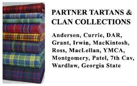 Dedicated Tartan Section Specialized Tartan collections