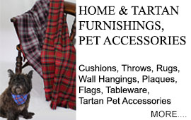 Home and Tartan Furnishings, Pet Accessories